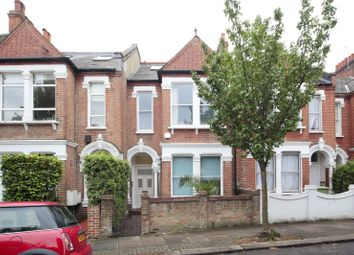 Thumbnail 3 bed flat to rent in Boundaries Road, Wandsworth Common, London