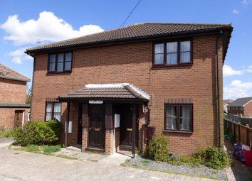Thumbnail 1 bed flat to rent in Simons Court 8-10 Dorman Avenue North, Aylesham, Canterbury