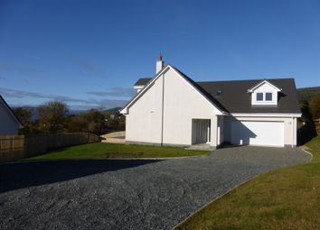 Thumbnail 4 bedroom detached house for sale in Fort Road, Kilcreggan, Helensburgh
