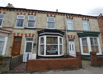 Thumbnail 2 bed terraced house for sale in 37 Hampton Road, Scarborough, North Yorkshire