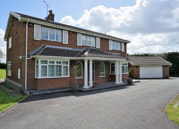 Thumbnail 4 bed detached house for sale in 126 Caverswall Road, Stoke-On-Trent