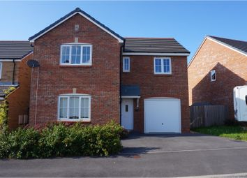 Thumbnail 4 bed detached house for sale in Ffordd Maes Gwilym, Kidwelly