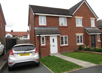 3 bed semi-detached house for sale in 42 Cavaghan Gardens, Carlisle, Cumbria CA1