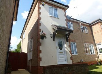 Thumbnail 3 bedroom semi-detached house for sale in Cottagewell Court, Standens Barn, Northampton