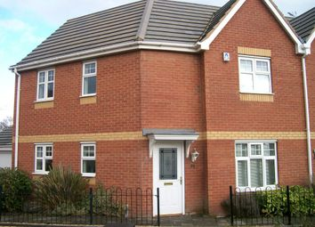 Thumbnail 3 bed semi-detached house for sale in Water Lily Way, Nuneaton