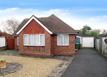 Thumbnail 2 bed detached bungalow for sale in Parry Drive, Rustington, Littlehampton
