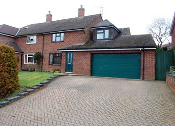 Nutcote, Naseby, Northampton NN6. 3 bed semi-detached house for sale