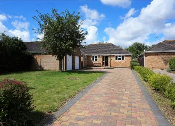 Thumbnail 3 bed detached bungalow for sale in Barsey Close, Haverhill