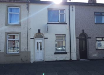 Thumbnail 2 bed terraced house to rent in Poulton Street, Fleetwood