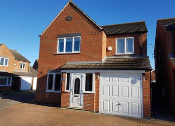 Thumbnail 4 bed detached house for sale in Ryecroft, Forest Town, Mansfield