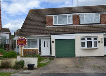 Thumbnail 3 bedroom semi-detached house for sale in Crocket Close, Links View, Northampton
