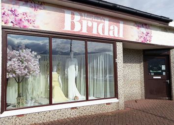 Thumbnail Retail premises for sale in Fort William