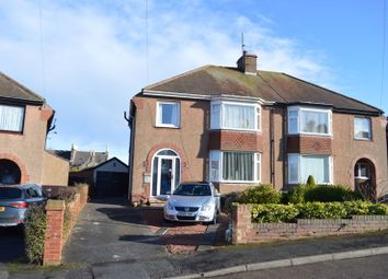 Thumbnail 3 bed semi-detached house for sale in Windsor Crescent, Berwick-Upon-Tweed