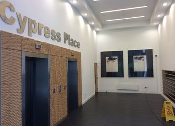 Thumbnail 2 bed flat to rent in Cypress Place, 9 New Century Park, Manchester