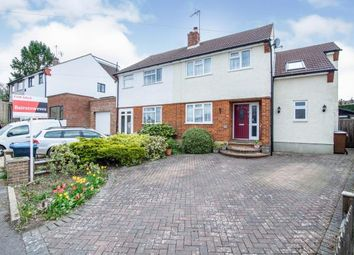Thumbnail 4 bed semi-detached house for sale in Auckland Road, Caterham, Surrey