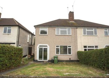 Thumbnail 3 bed semi-detached house to rent in Austin Road, Orpington