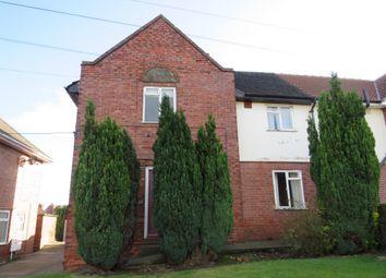 Thumbnail 3 bed semi-detached house for sale in Lidgett Lane, Dinnington, Sheffield