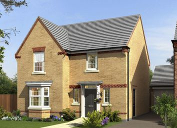 "Thumbnail 4 bedroom detached house for sale in ""Shenton"" at Newport Road, St. Mellons, Cardiff"