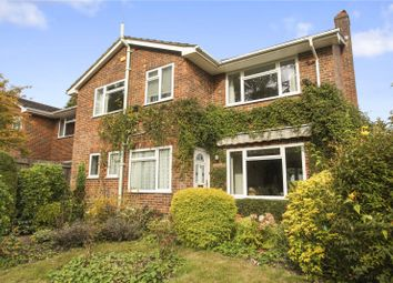 Thumbnail 4 bed detached house for sale in The Mount, Guildford, Surrey