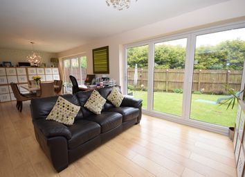 Thumbnail 3 bed detached house for sale in Rhodes Top, Padfield, Glossop