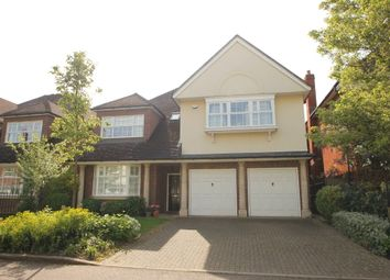 Thumbnail 5 bed detached house for sale in Jennings Close, Long Ditton, Surbiton