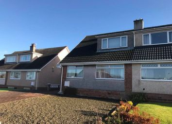 Thumbnail 4 bed semi-detached house for sale in Lochpark Avenue, Carluke