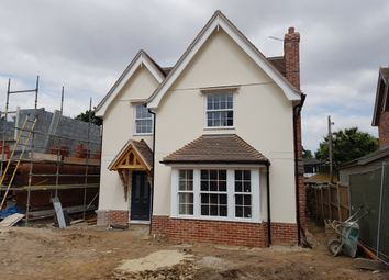 Thumbnail 4 bed detached house for sale in Hadleigh Road, East Bergholt, Colchester