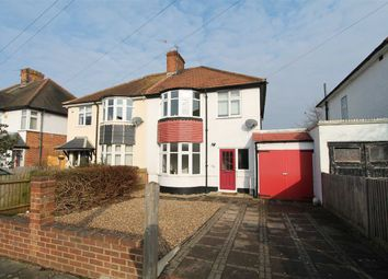 Thumbnail 3 bed semi-detached house to rent in Greenvale Road, Eltham, London