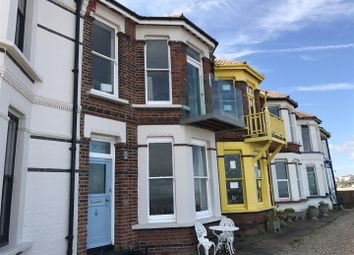 Thumbnail 1 bed terraced house to rent in Beach Houses, Royal Crescent, Margate