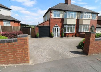 Thumbnail 3 bedroom semi-detached house for sale in Woodland Avenue, Norton Green, Stoke-On-Trent