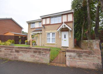 Thumbnail 3 bed semi-detached house for sale in Fullarton Avenue, Tollcross, Glasgow