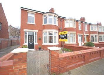 Thumbnail 3 bedroom end terrace house for sale in Rosebery Avenue, Blackpool