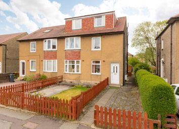 Thumbnail 4 bed maisonette for sale in 45 Colinton Mains Road, Edinburgh