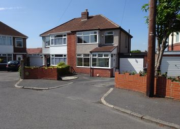 Thumbnail 3 bed semi-detached house to rent in Swanbourne Place, Sheffield