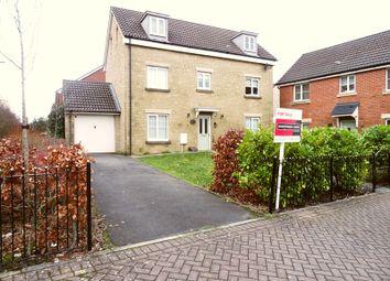 Thumbnail 5 bed detached house for sale in Penderyn Close, Cae Penderyn, Merthyr Tydfil
