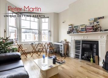 Thumbnail 1 bed flat to rent in Holmdale Road, West Hampstead