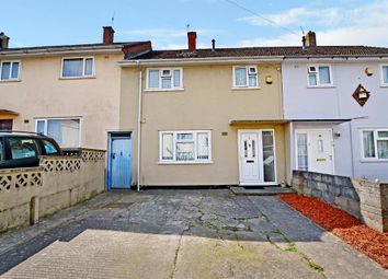 Crosscombe Drive, Bristol BS13. 3 bed terraced house for sale