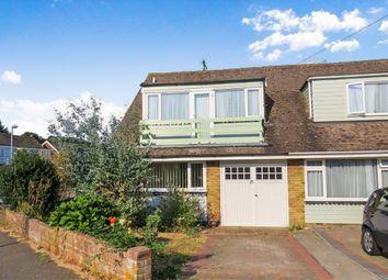 2 bed semi-detached house for sale in Walnut Walk, Polegate BN26