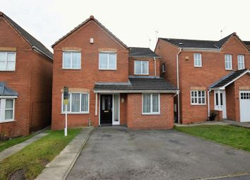 Thumbnail 4 bed detached house for sale in Bloomery Way, Clay Cross, Chesterfield
