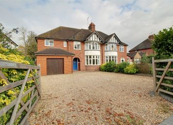 Thumbnail 4 bedroom semi-detached house for sale in Reading Road, Woodley, Reading, Berkshire