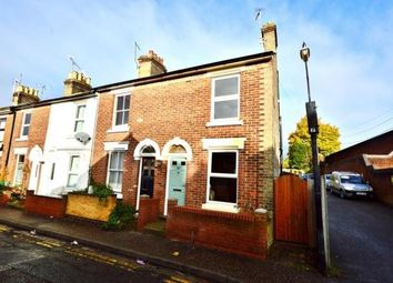 Thumbnail 2 bed end terrace house to rent in Manor Road, Colchester