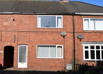 Thumbnail 2 bed terraced house for sale in Brooklands Avenue, Broughton, Brigg