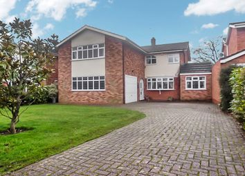 Thumbnail 4 bed detached house for sale in Oakhurst Road, Wylde Green, Sutton Coldfield