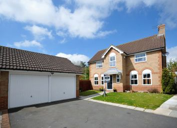 Thumbnail 4 bed detached house to rent in The Covers, Morpeth