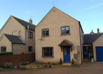 Thumbnail 4 bed detached house to rent in Church Crofts, Manor Road, Dersingham, King's Lynn