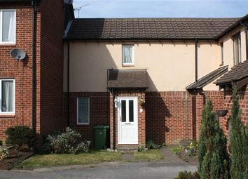 Thumbnail 2 bed terraced house to rent in Roxburghe Close, Whitehill, Bordon