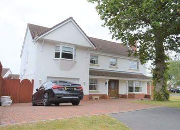 Thumbnail 5 bed detached house for sale in The Mount, Gowerton, Swansea