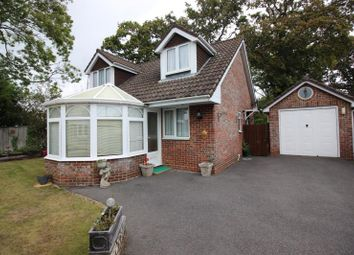 Thumbnail 4 bed detached house to rent in Everton Road, Hordle, Lymington