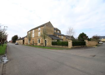 Thumbnail 6 bed semi-detached house for sale in Towngate East, Market Deeping, Peterborough