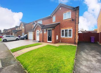 Thumbnail 3 bed semi-detached house for sale in Etal Close, West Derby, Liverpool